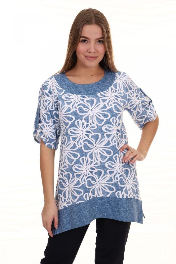 Туника женская #Шуга# 60, Размер: 60 - Платья и юбки - Туники