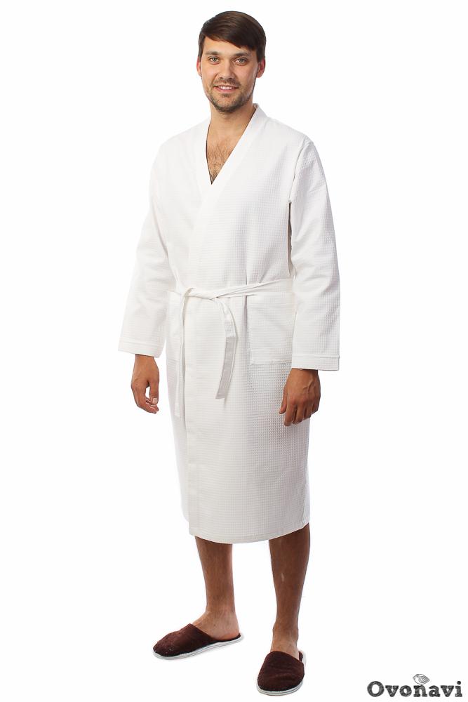 Халат мужской Оскар флисовый халат