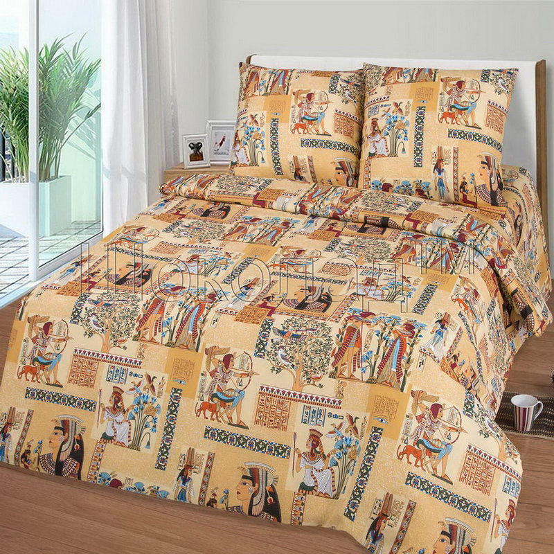 Постельное белье Фараон (бязь) (1,5 спальный) постельное белье божьи коровки бязь 1 5 спальный