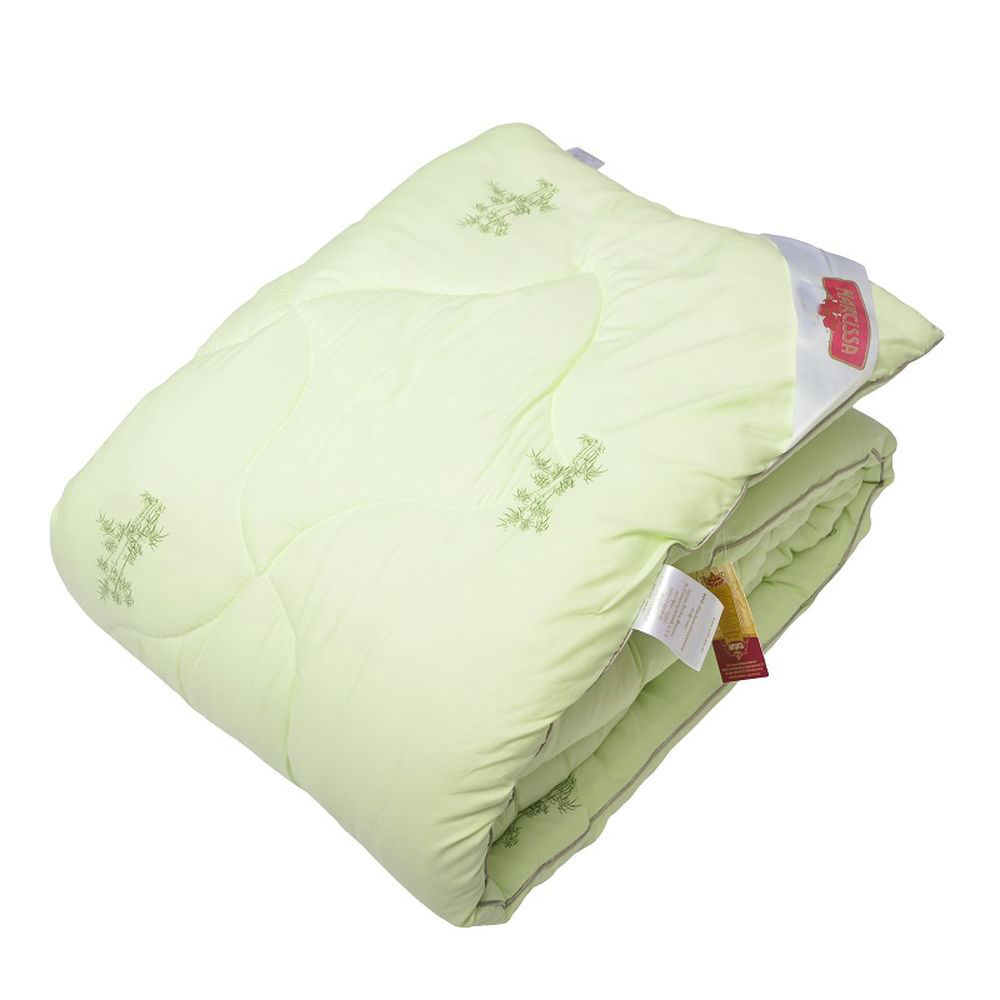 """Одеяло зимнее """"Аида"""" (бамбук, микрофибра) 1,5 спальный (140*205) всего за 1769 рублей!"""