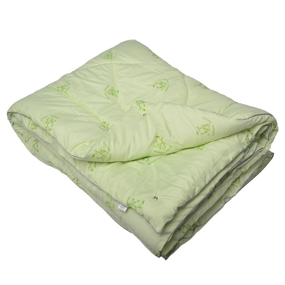 Одеяло iv15705 (бамбук, микрофибра) (1,5 спальный (140*205)) одеяло облегченное iv20338 овечья шерсть микрофибра 1 5 спальный 140 205