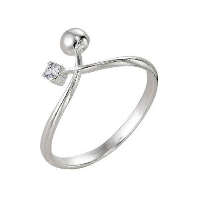 Кольцо бижутерия 246787сч (16.5) кольцо бижутерия 2405078р