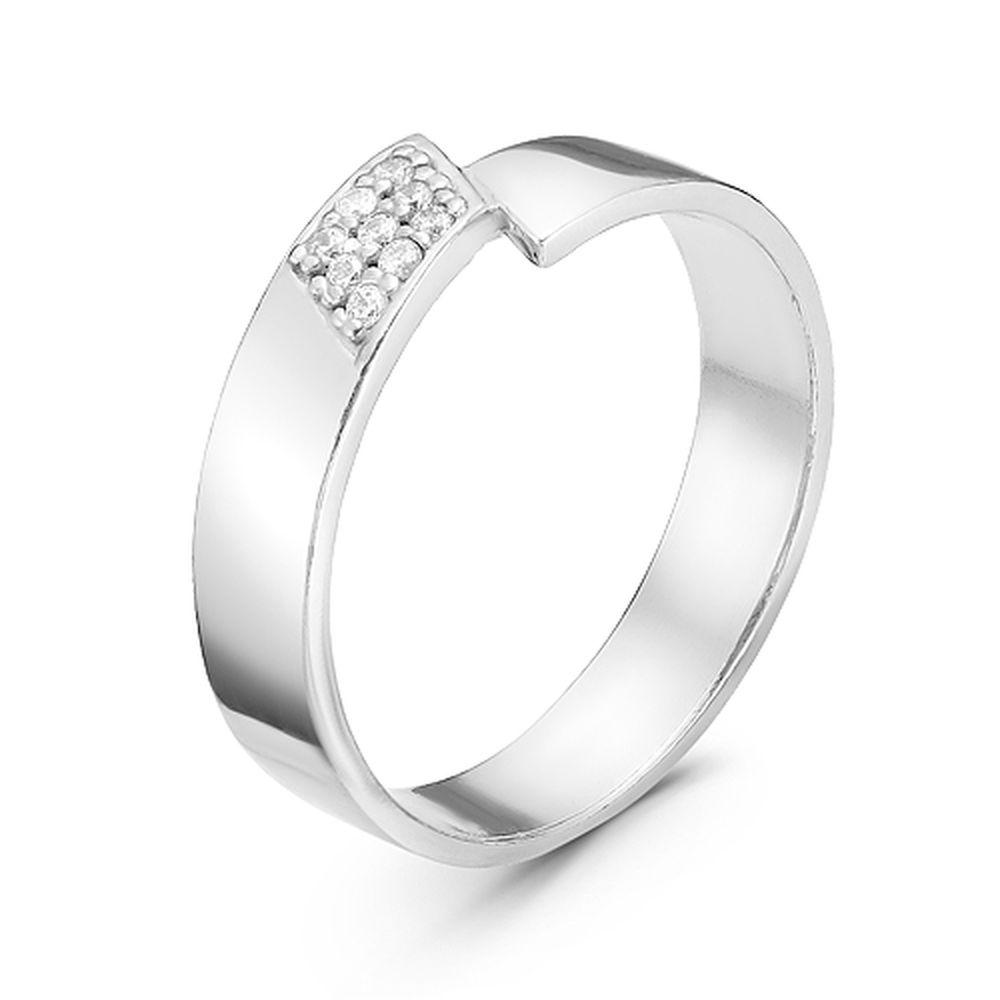 Кольцо серебряное iv21387