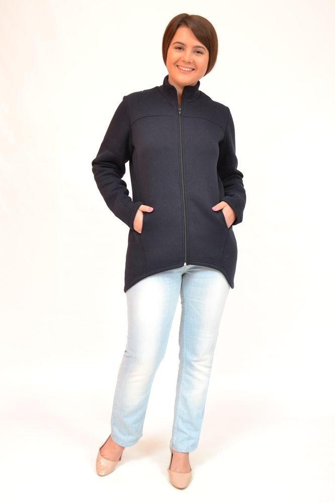 Толстовка женская #Бабианни# 52, Размер: 52 - Теплые кофты - Толстовки