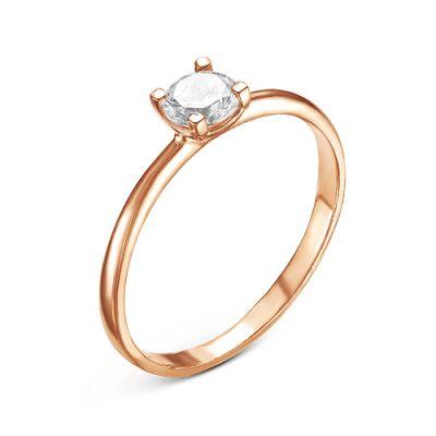 Кольцо серебряное iv8456