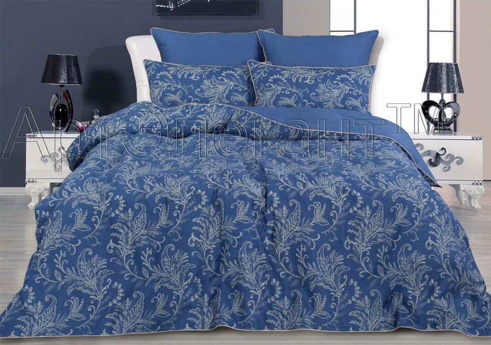 Постельное белье iv24236 (велюр) (2 спальный с Евро простынёй)