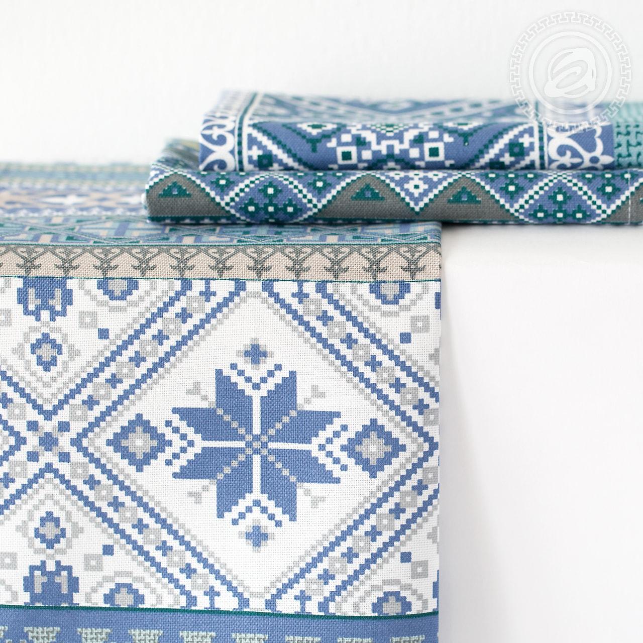 Набор из 3 кухонных полотенец Домашний очаг (45х60) коврик 45х60 8371