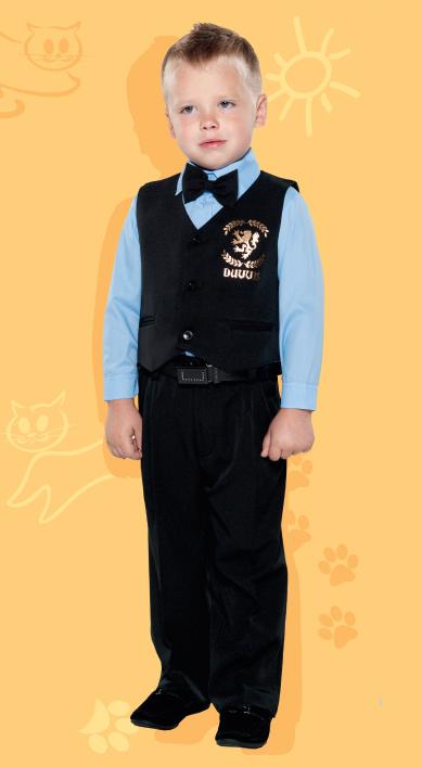 Костюм детский Солидарность (жилет и брюки) детский костюм девочки мальвины 28