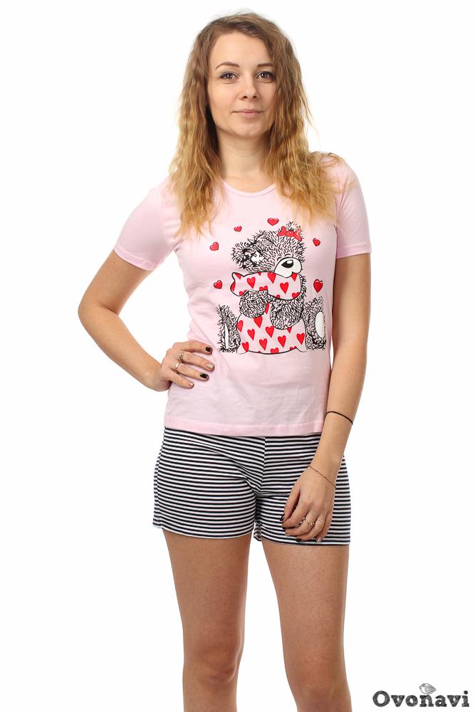 Шорты женские #Альма#, Размер: 42 - Брюки и шорты - Шорты