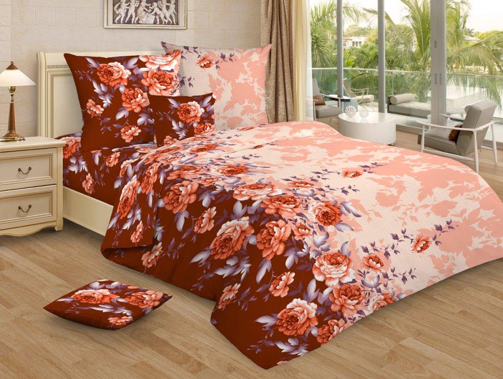 """цена Постельное белье """"Розовый сон GS"""" (бязь) (1,5 спальный) онлайн в 2017 году"""