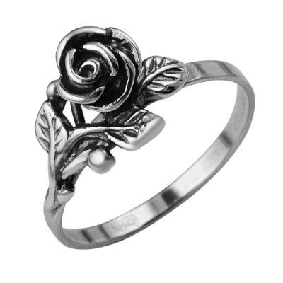 """Кольцо серебряное """"230365"""""""
