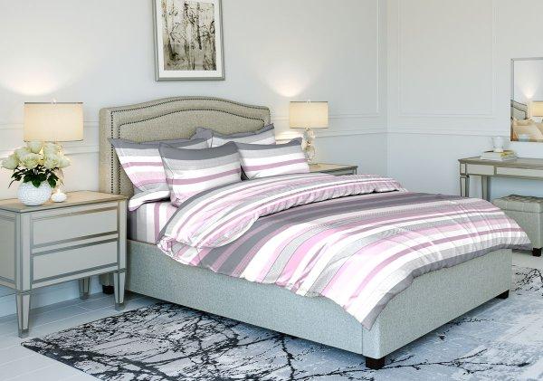 Постельное белье Бетти (поплин) (2 спальный) постельное белье ризотто поплин 1 5 спальный