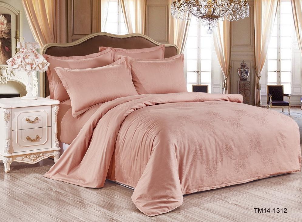 Постельное белье Дымчатый кварц (сатин) (2 спальный с Евро простынёй) постельное белье спаленка кпб сатин премиум евро 2 1