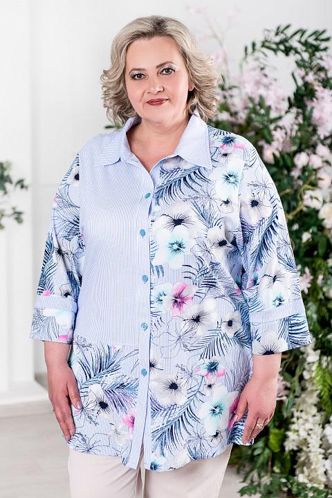 Рубашка женская iv64610