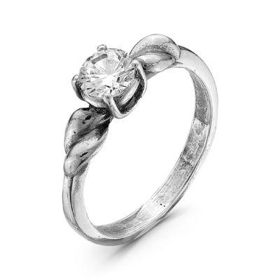 Кольцо серебряное 2387534 декоративная полка oak manor 100651