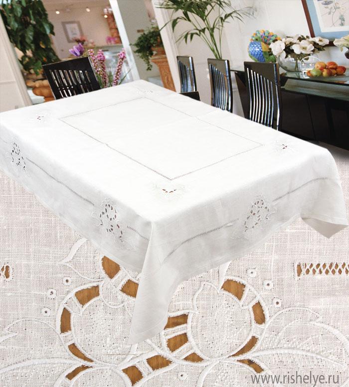 Скатерть из льна Арина (140*140) цена