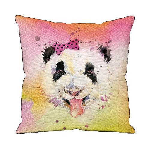 Подушка декоративная Панда (40*40) подушка декоративная праздник 40 40