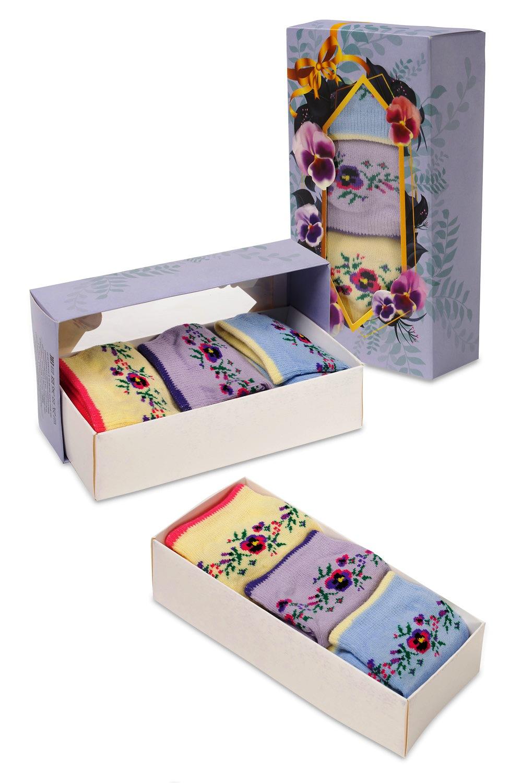 Носки детские iv45772 (упаковка 3 пары) (20-22)