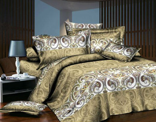 Постельное белье Элизиум (шелк искусственный) (2 спальный) обои элизиум в сургуте