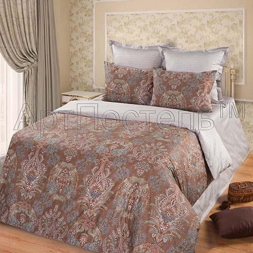 Постельное белье Валери (сатин) (1,5 спальный) постельное белье львы 3д сатин 1 5 спальный