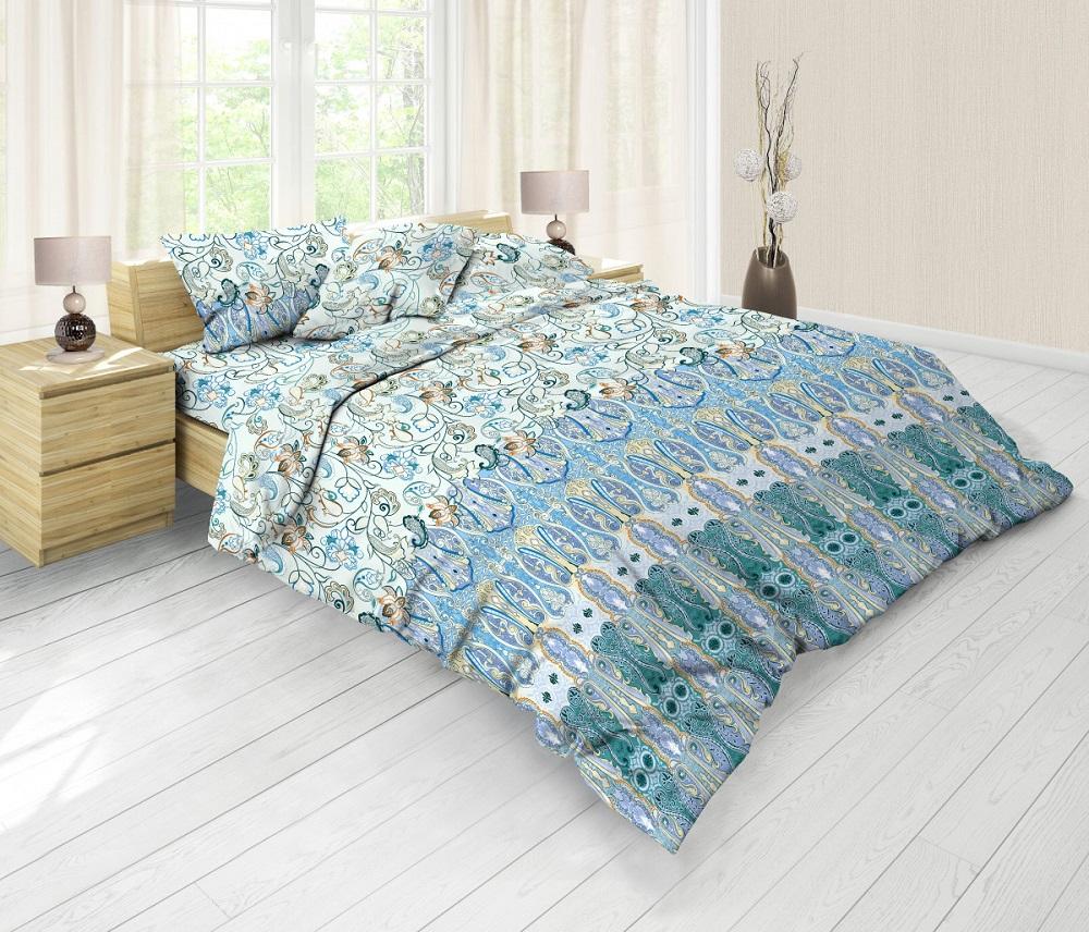 Постельное бельё iv52763 (бязь) (1,5 спальный) постельное бельё