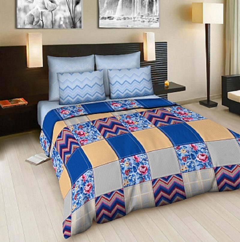 Постельное бельё iv52766 (бязь) (1,5 спальный) постельное бельё