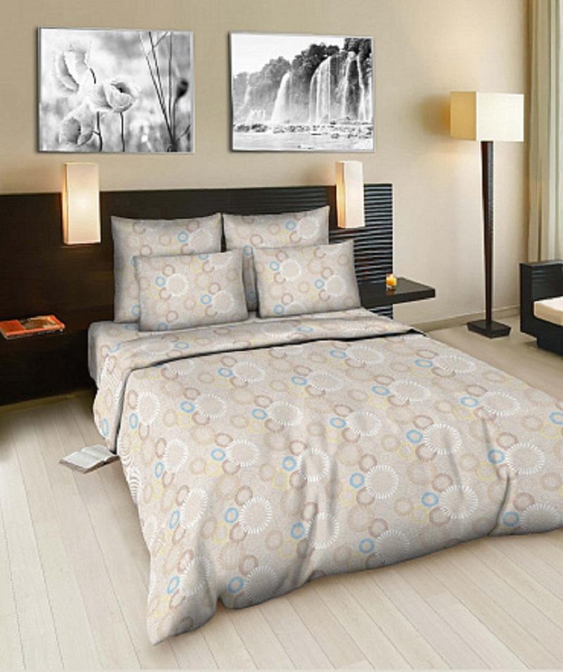 Постельное бельё iv52769 (бязь) (1,5 спальный) постельное бельё