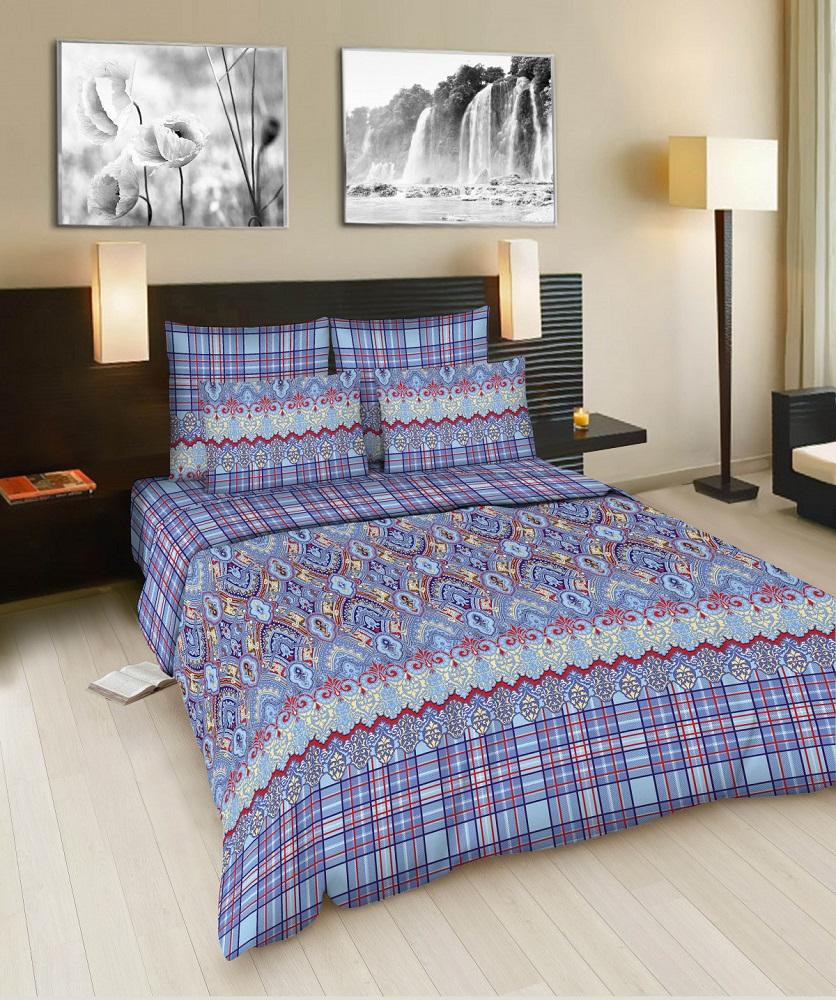 Постельное бельё iv52772 (бязь) (1,5 спальный) постельное бельё