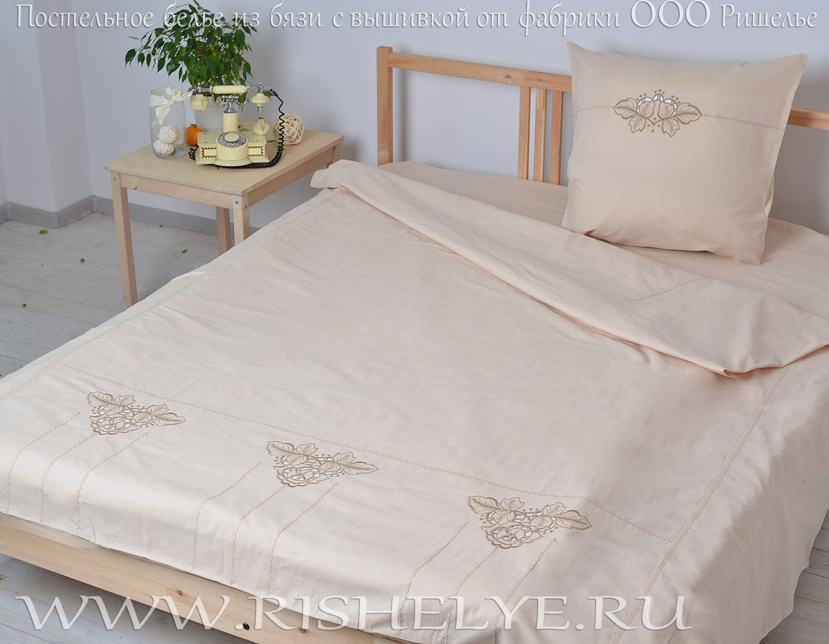 Постельное белье Алия (бязь) (1,5 спальный) комплект алия им агат