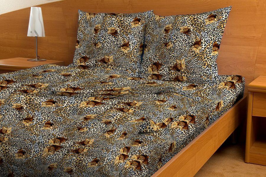 Постельное белье Тигренок GS (бязь) (1,5 спальный)