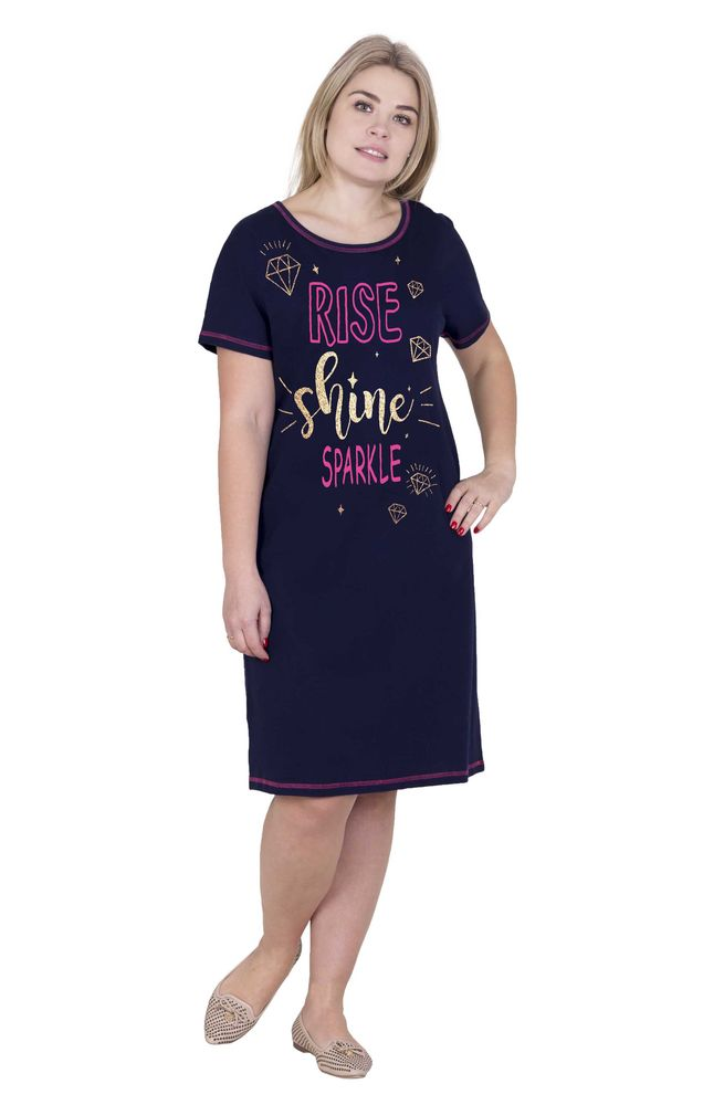 Сорочка женская Блэр пике сорочка женская mv241574 03