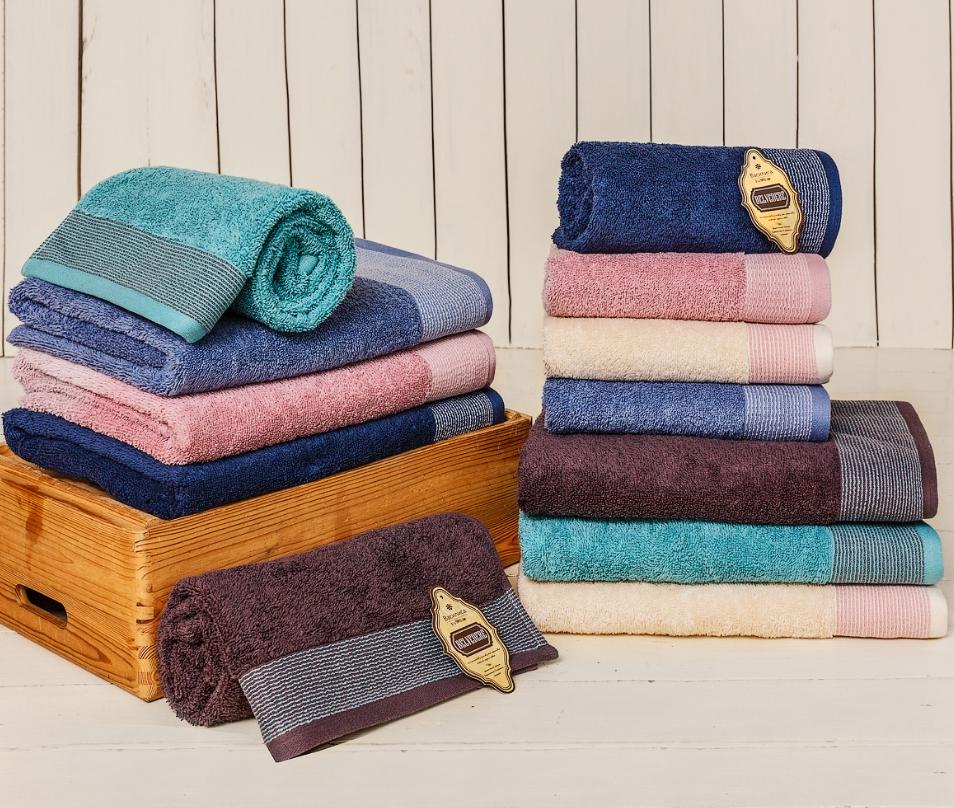 Полотенце махровое Бельведер (50х90) полотенца philippus полотенце laura 50х90 см 6 шт