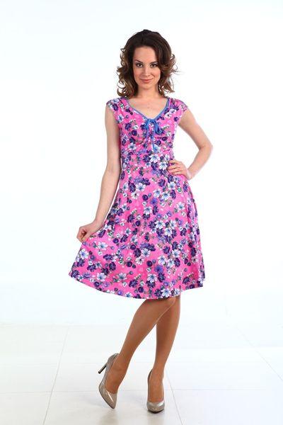 Сарафан женский #Франческа#, Размер: 52 - Платья и юбки - Сарафаны