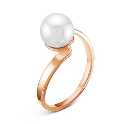 Кольцо серебряное 2368511 кюп женское серебряное кольцо с куб цирконием alm3201002261 17