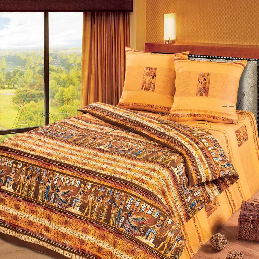 Постельное белье Египет (бязь) (1,5 спальный)