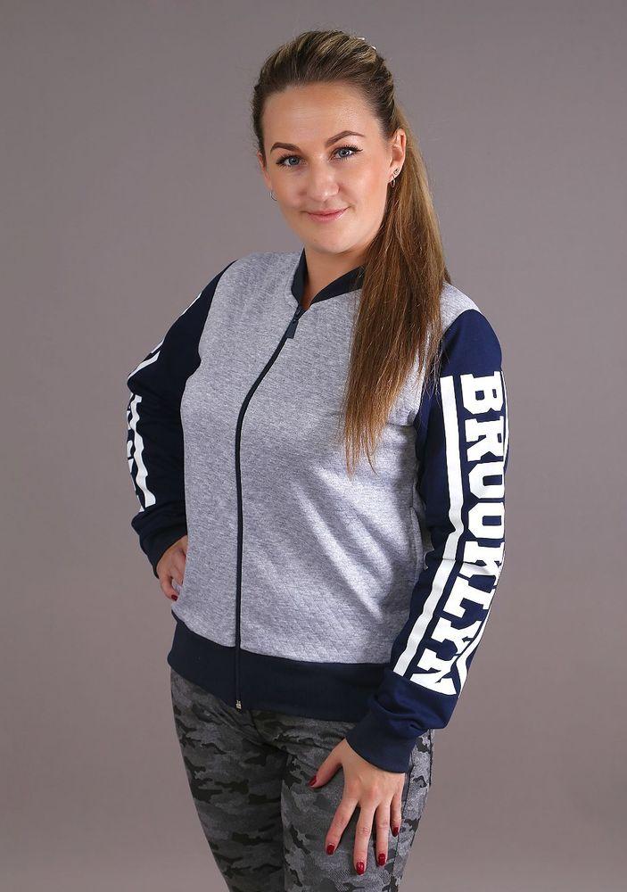 "Куртка женская ""Сандра"" 52"