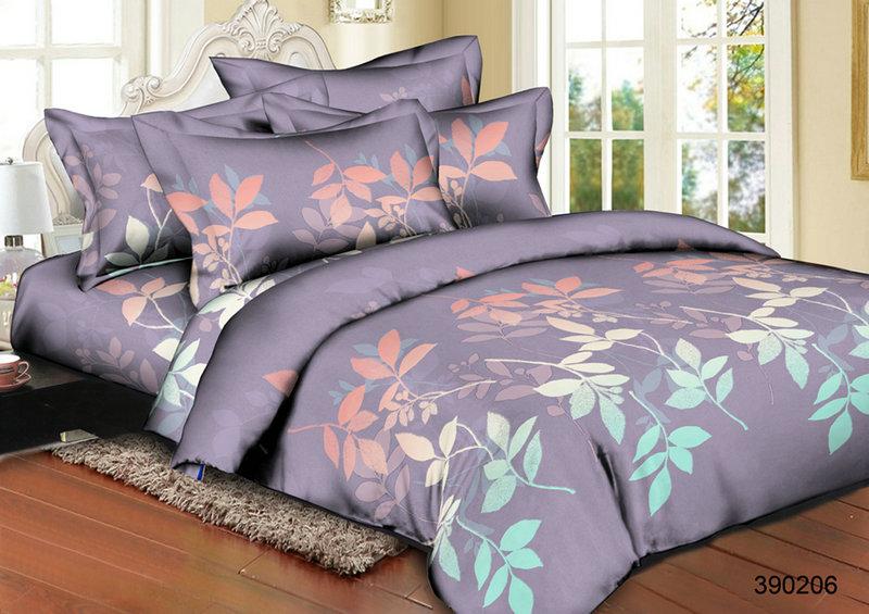 Постельное белье Махаон (сатин) (1,5 спальный) постельное белье cleo кпб сатин набивной люкс дизайн 315 1 5 спальный