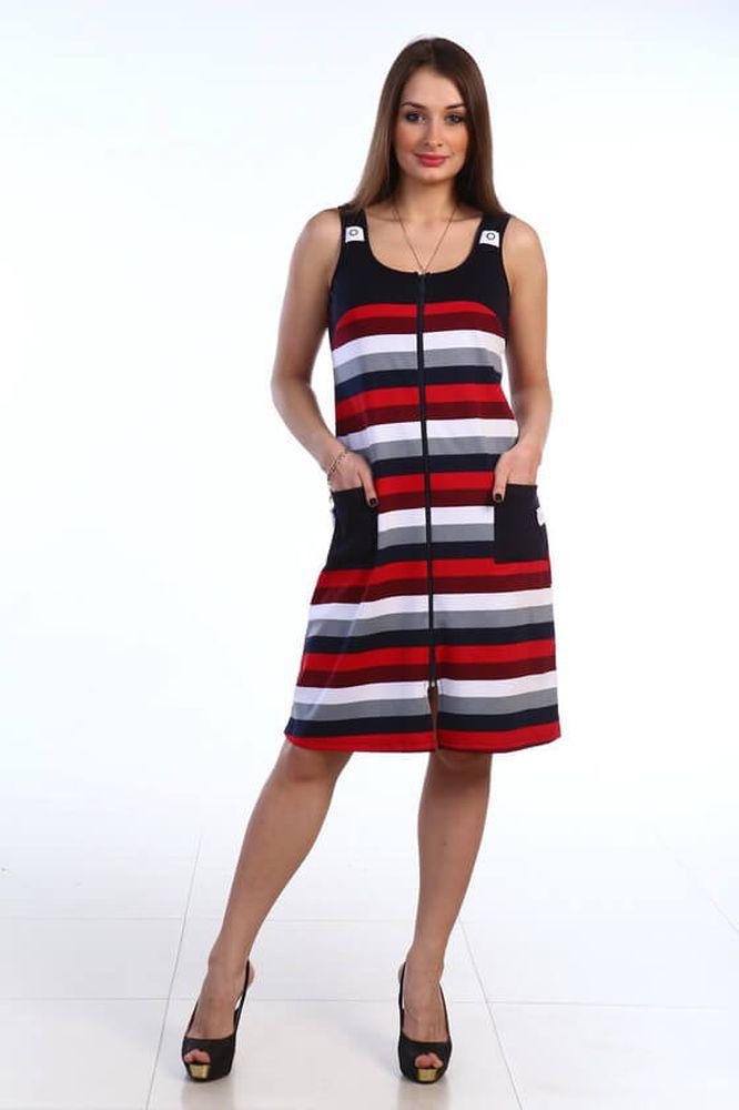 Халат женский #Атлантида# 54, Размер: 54 - Халаты - Легкие халаты