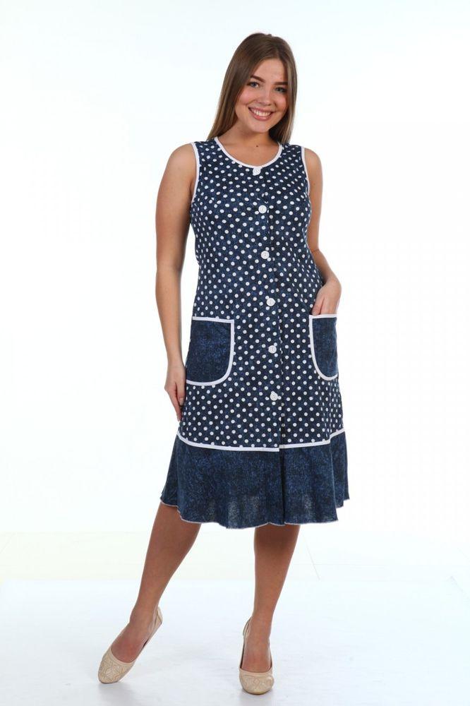 Халат женский #Иви#, Размер: 48 - Халаты - Легкие халаты