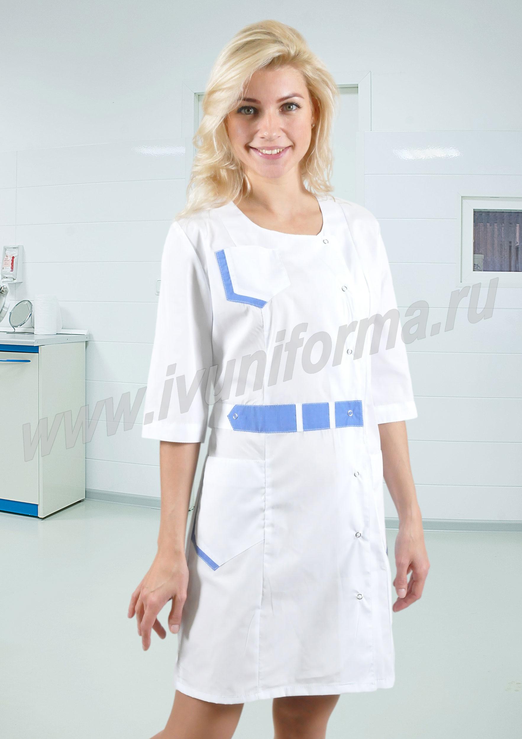 Халат медицинский iv41259