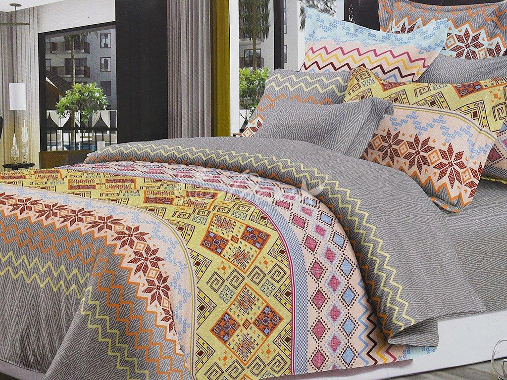 Постельное белье Ризотто (поплин) (1,5 спальный) постельное белье ризотто поплин 1 5 спальный