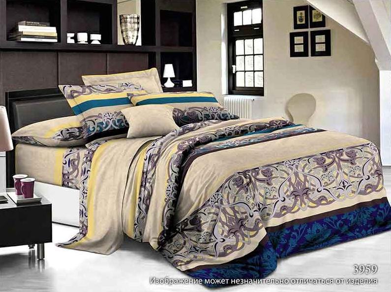 цена Постельное белье iv47959 (жатка) (1,5 спальный) онлайн в 2017 году