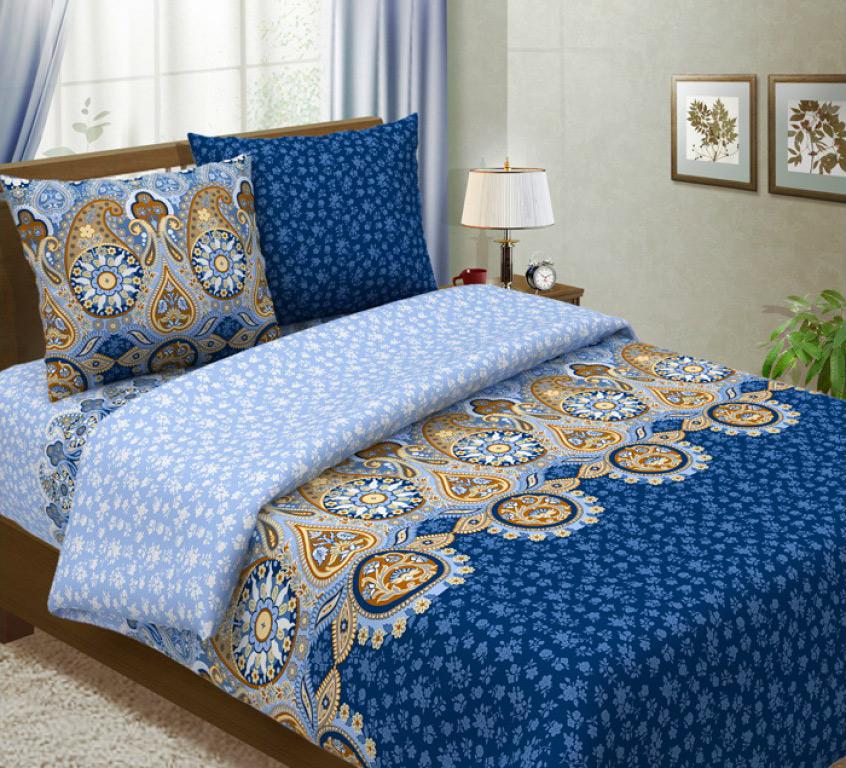 Постельное белье Богема (бязь) (2 спальный) постельное белье хаски бязь 2 спальный простыня на резинке