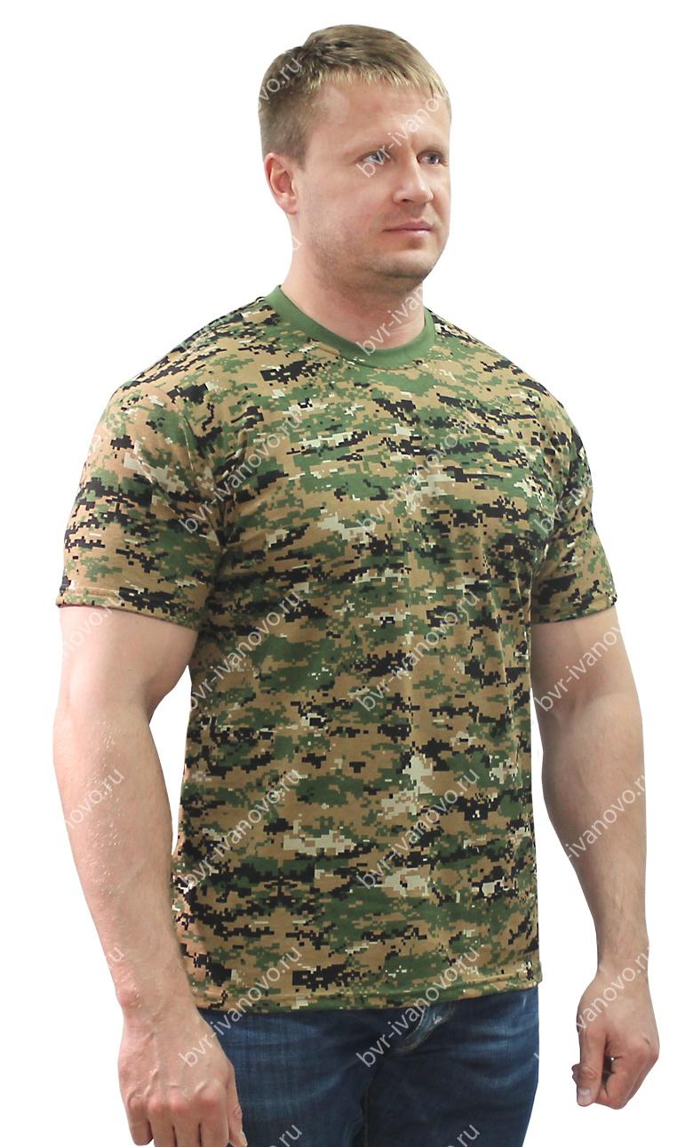 Футболка мужская Нато одежда нато