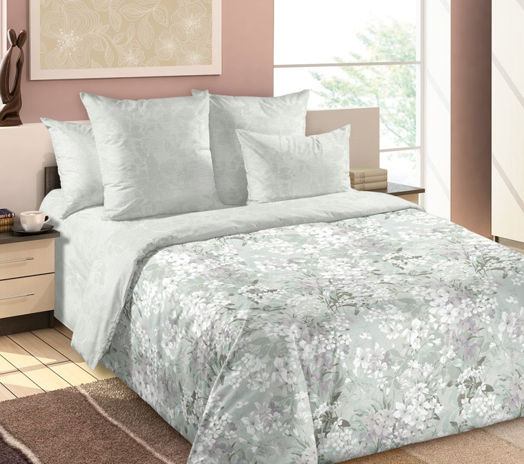 Постельное белье iv65251 (перкаль) (1,5 спальный)