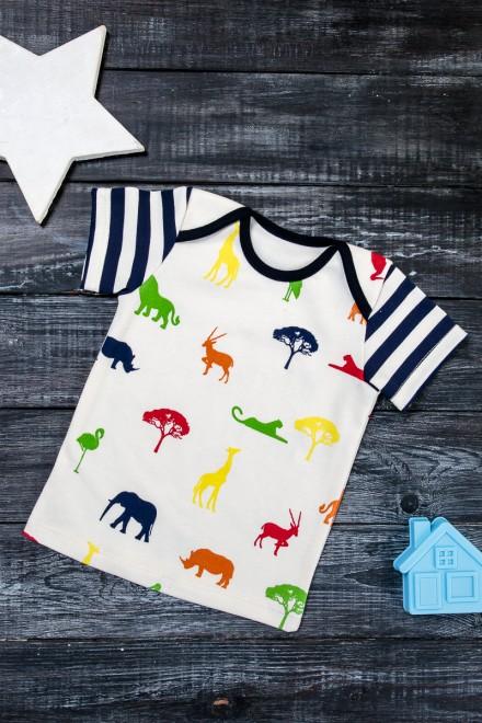 Кофточка детская Happy Zoo (короткий рукав) кофточка apart кофточка