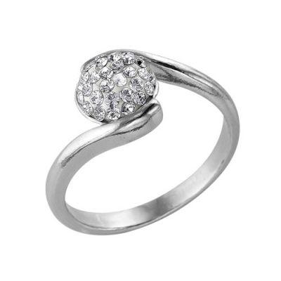 Кольцо серебряное iv9217
