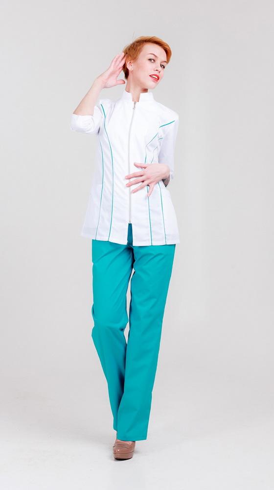 Костюм медицинский #Тамара# 52-54, Размер: 52-54 - Спецодежда - Для врачей