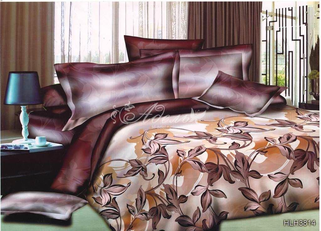 Постельное белье Стиль (полисатин) (2 спальный) постельное белье сирень лучшие друзья комплект 1 5 спальный полисатин кпбм 08675