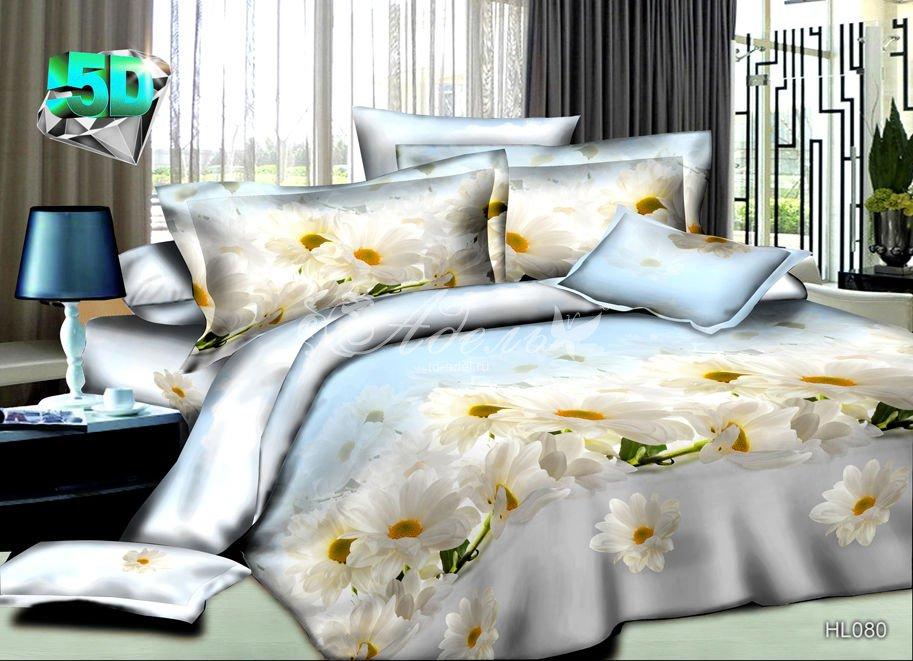 Постельное белье Шармэль (полисатин) (1,5 спальный) постельное белье cleo кпб полисатин 246 1 5 спальный